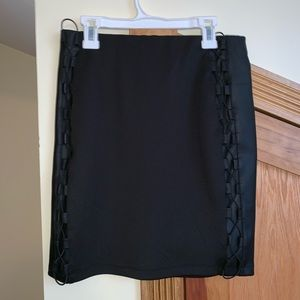 Dresses & Skirts - Black pencil skirt
